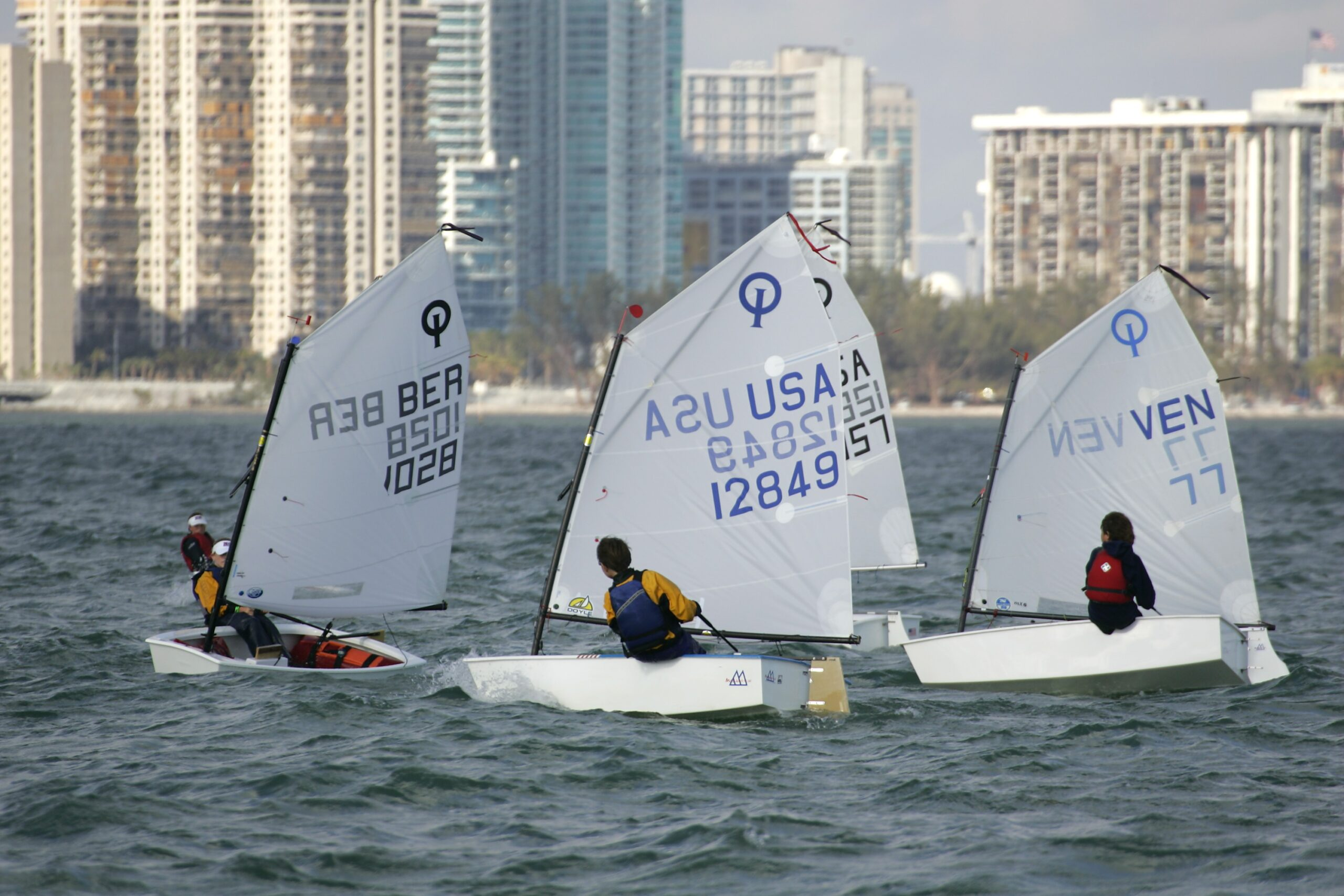 Sailing Performance Training; Mike Kuschner; Fred Strammer; Athlete Tracking; Sailor Athlete; Olympic Sailing; High Performance Sailing;